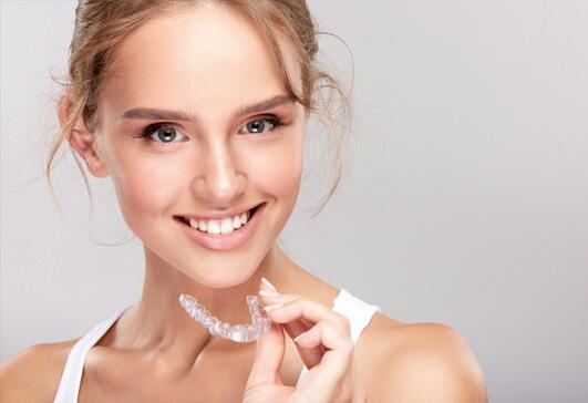 Invisalign® treatment in Noblesville - Hamilton Town Dentistry - Dentist Noblesville